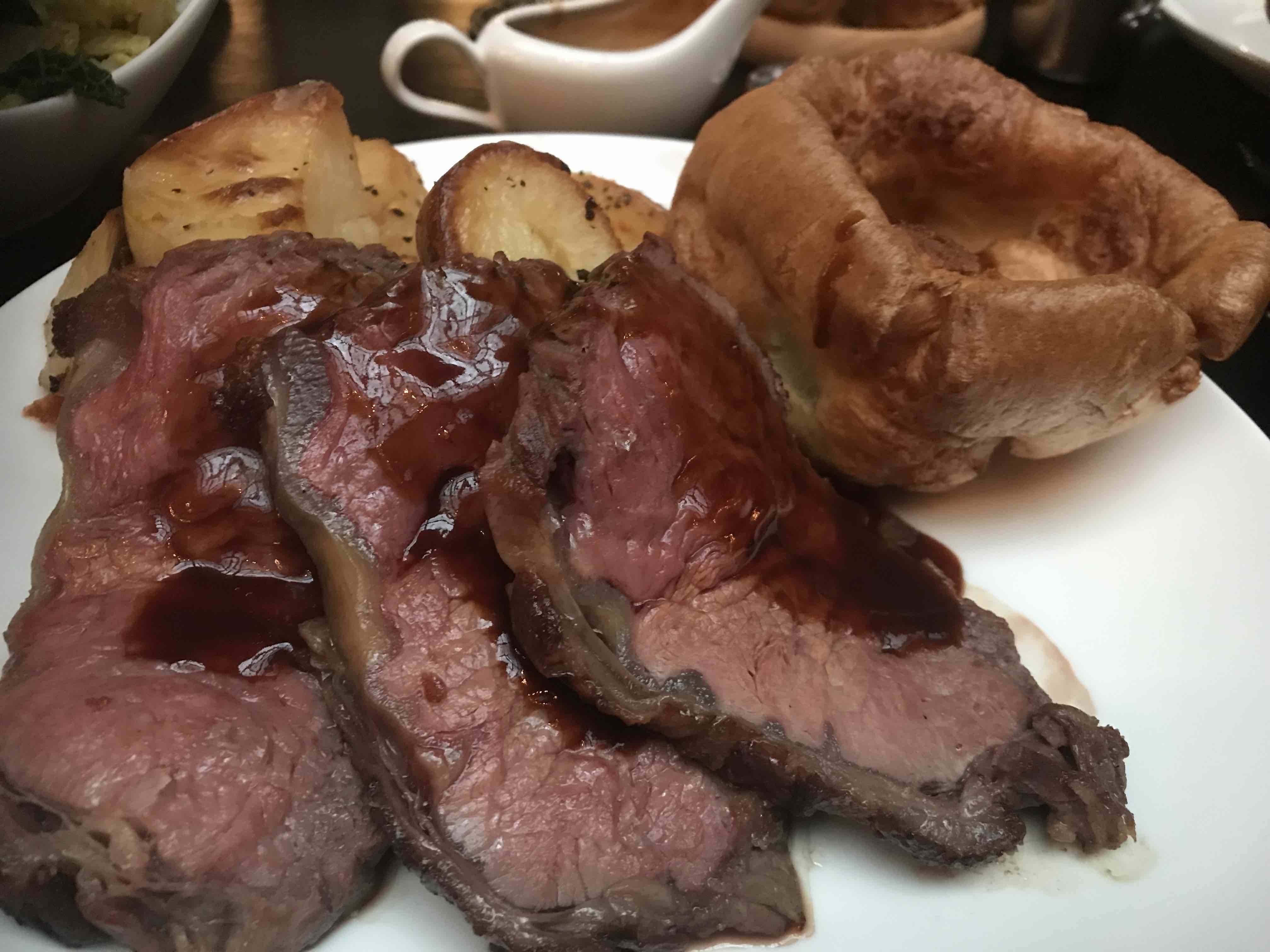 Singing the praises of Gaucho's Gospel Brunch and Sunday Roast
